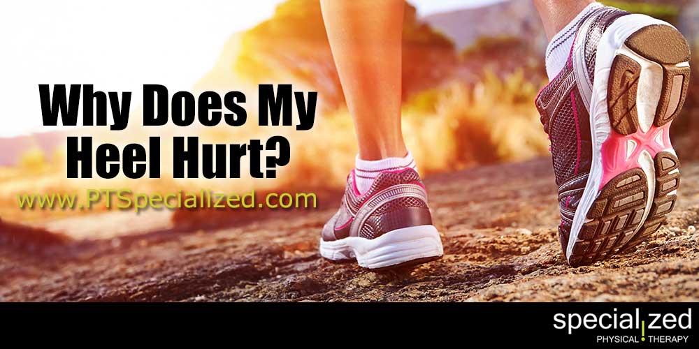 Why Does My Heel Hurt | Heel Pain Denver