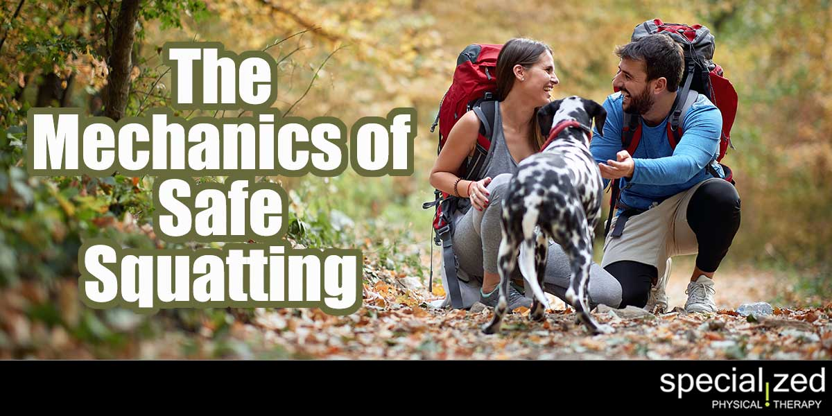 The Mechanics of Safe Squatting